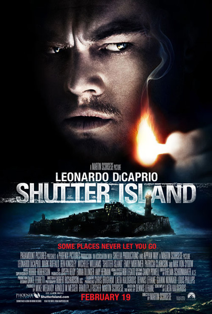 Guarda gratis Shutter Island in streaming italiano HD