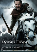 Locandina italiana Robin Hood