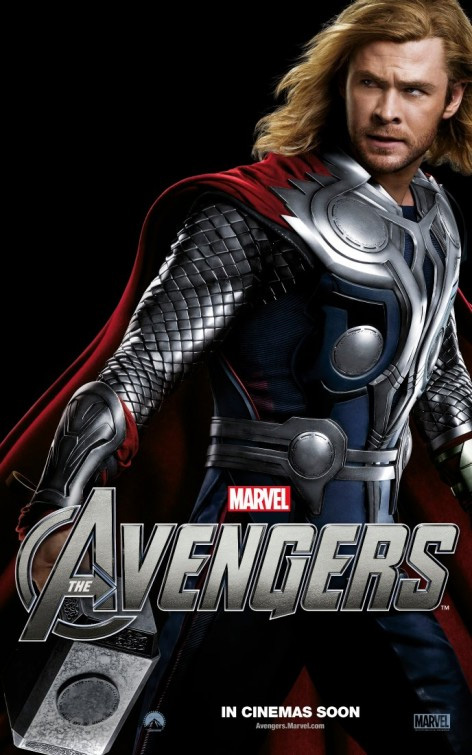 Poster The Avengers