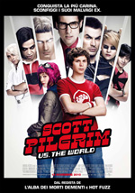 Locandina Scott Pilgrim vs. The World