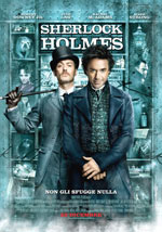 Locandina Sherlock Holmes