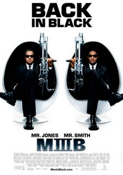 Guarda gratis Men in Black 3 in streaming italiano HD