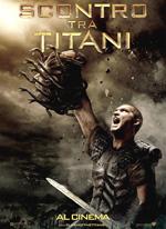 Locandina Scontro tra Titani