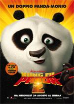Locandina italiana Kung Fu Panda 2
