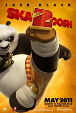 Poster Kung Fu Panda 2  n. 1