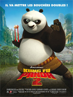 Poster Kung Fu Panda 2  n. 4