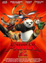 Poster Kung Fu Panda 2  n. 9