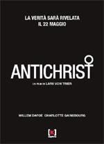 Locandina Antichrist