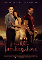 Locandina The Twilight Saga: Breaking Dawn - Parte 1