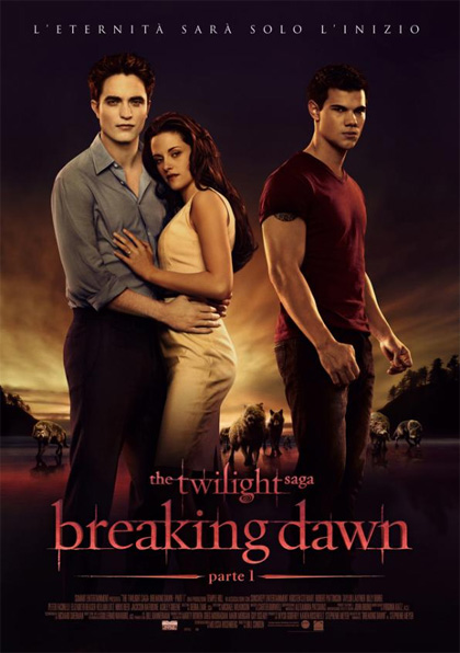 The Twilight Saga: Breaking Dawn – Parte 1