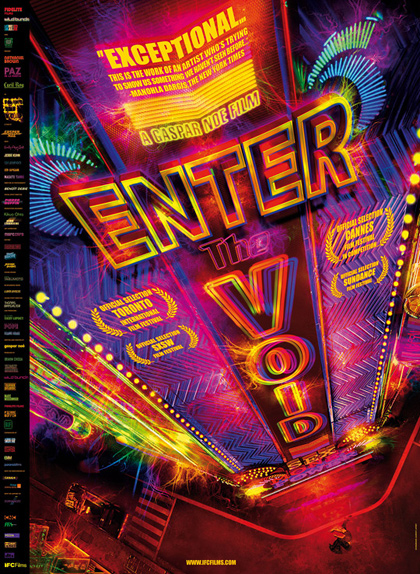 Poster Enter the Void