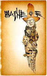 Poster Machete  n. 16