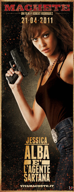 Poster Machete  n. 19