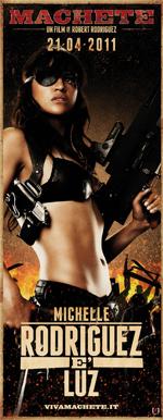 Poster Machete  n. 21