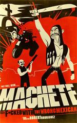 Poster Machete  n. 8