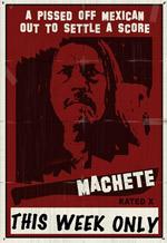 Poster Machete  n. 9