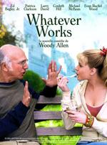 Poster Whatever Works - Basta che funzioni  n. 1