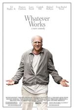 Poster Whatever Works - Basta che funzioni  n. 2