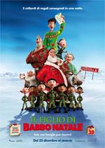 Locandina Il figlio di Babbo Natale 3D