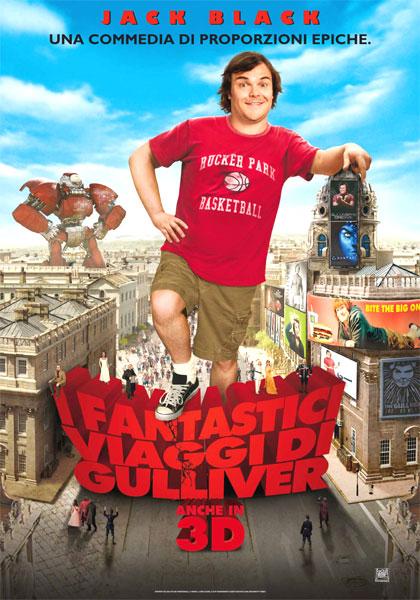 I fantastici viaggi di Gulliver in streaming & download