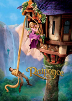 Poster Rapunzel - L'Intreccio della Torre  n. 1