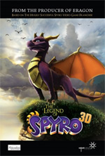 Locandina The Legend of Spyro