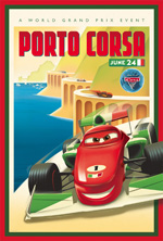 Poster Cars 2  n. 10