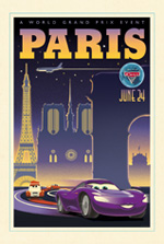 Poster Cars 2  n. 11