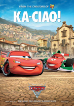 Poster Cars 2  n. 20
