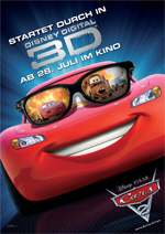 Poster Cars 2  n. 22