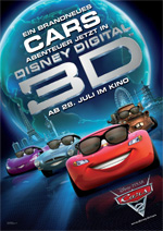 Poster Cars 2  n. 23