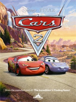 Poster Cars 2  n. 3