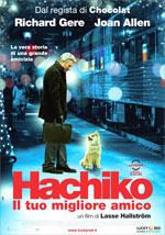Locandina Hachiko - Il tuo migliore amico
