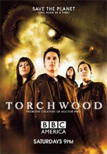 Locandina Torchwood
