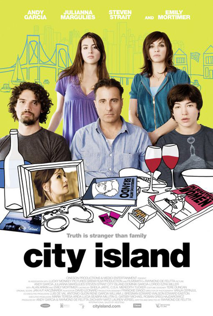 Poster City Island