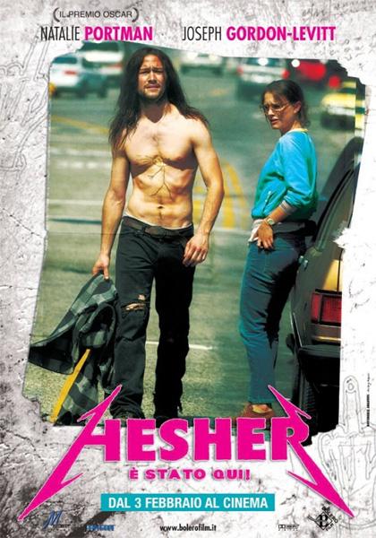 Hesher è stato qui