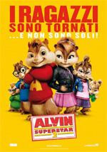 Locandina Alvin Superstar 2