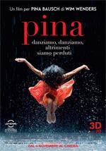 Locandina Pina 3D