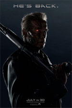 Poster Terminator Genisys  n. 1