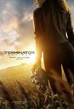 Poster Terminator Genisys  n. 2