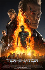 Poster Terminator Genisys  n. 3
