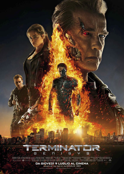 Terminator Genisys in streaming & download