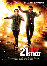 Locandina 21 Jump Street