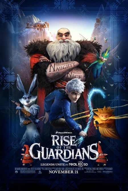 Scopri Le 5 leg... Jude Law Rise Of The Guardians