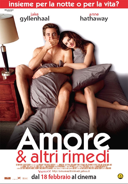 Locandina italiana Amore & altri rimedi