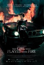 Poster La ragazza che giocava con il fuoco  n. 1