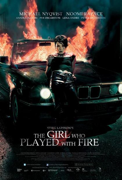 La ragazza che giocava con il fuoco