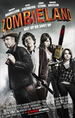 Locandina Benvenuti a Zombieland