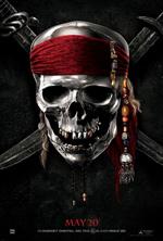 Locandina Pirati dei Caraibi - Oltre i confini del mare