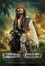 Poster Pirati dei Caraibi - Oltre i confini del mare  n. 1